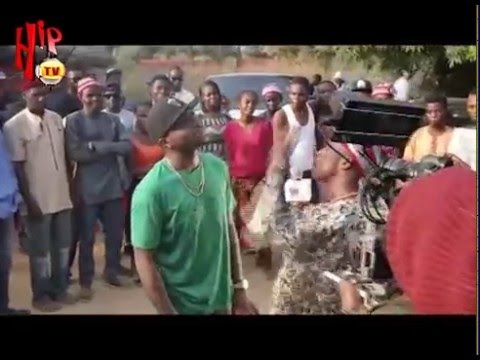 HUMBLESMITH AND DAVIDO SHOOT VIDEO FOR 'OSINACHI' REMIX (Nigerian Entertainment News)