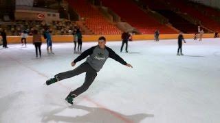 Катание на коньках,Веселимся в ICE BRAVO,ice skating