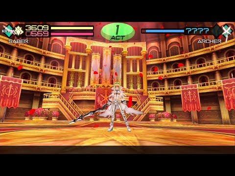 【割と高画質】 Fate/EXTRA CCC 宝具集