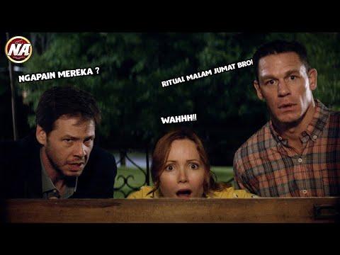 DEDE GEMES KEBELET PENGEN DI CANGKUL - Alur Cerita Film Blockers 2018