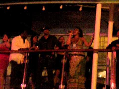 NKOTB Cruise 2011 - Empire State of Mind (Sasha Allen)