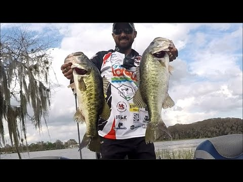 Derby Day 1 - 2020 FLW Tackle Warehouse Tour - Harris Chain - Leesburg, Florida