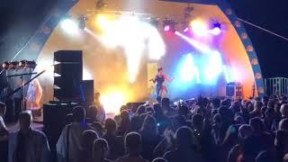 Оксана Ковалевская группа Краски - Калуга 11.08.2018