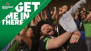 The Wheels on the Seattle Bus... | Get Me In There: Seattle Sounders FC