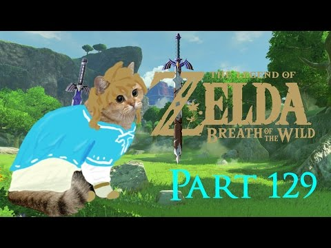 Heroines point the way | Legend of Zelda: Breath of the Wild [Wii U] Part 129
