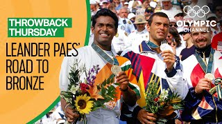 Leander Paes shares the story of his 1996 Olympic medal | Throwback Thursday