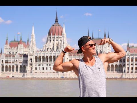 Sziget Festival & Budapest Trip #VLOG53