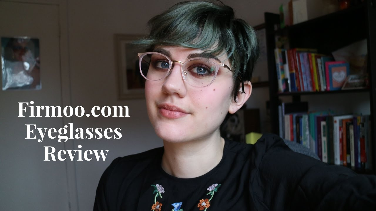 1e9dc8a5f9b Firmoo eyeglasses review (plus free glasses for you!) - YouTube