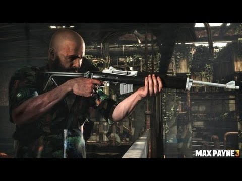 Max Payne 3 Weapons Trailer 2