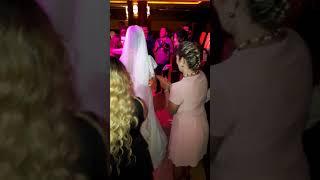 Düğünde gelinin koptuğu an düğün bizim işimiz
