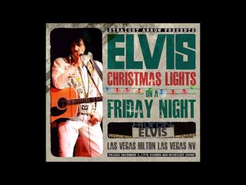 Elvis Presley - Christmas Lights On A Friday Night- (Disc 1 - Full Album