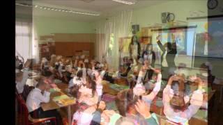 1 класс  Наш 1 день в школе
