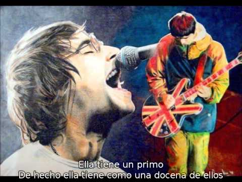 Oasis-She Is Electric (Subtitulado Español)