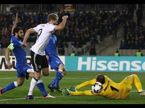 Azerbaijan - Germany 1-4 Goals and Highlights 26/03/2017