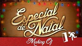 Vídeo - Making Of – Especial de Natal – O velho testamento