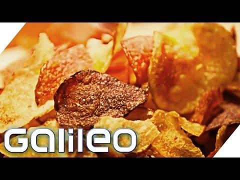 Das erste Chips-Restaurant der Welt | Galileo | ProSieben