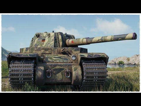 Type 5 Heavy MONSTER World of Tanks • 10.4K Damage • 11 Kills