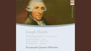 "String Quartet No. 63 in D Major, Op. 64, No. 5, Hob.III:63 ""The Lark"": IV. Finale: Vivace"