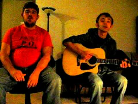 sound of silence cover,  Grant Wooley & Rick Masten