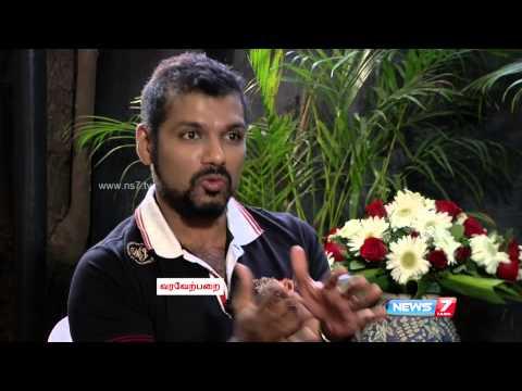 """Varaverpparai: Playback Singer """"Danga Maari"""" Naveen Madhav's Exclusive 1/2"""