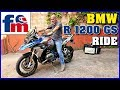BMW R 1200 GS Ride | Review al completo