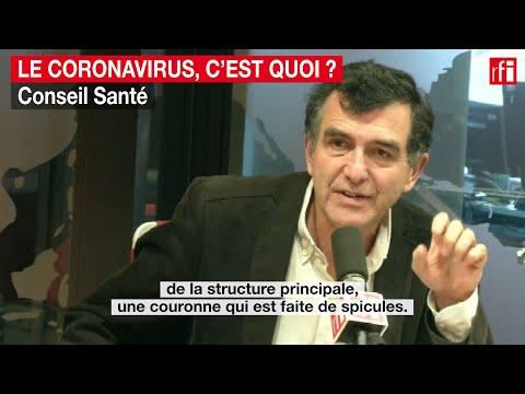 Le coronavirus, c'est quoi ?