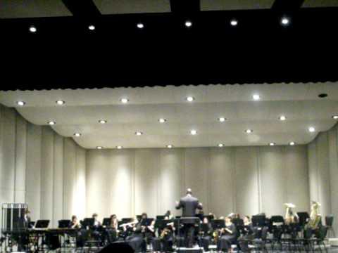 BHS Spring Concert 2010 - Concert Band