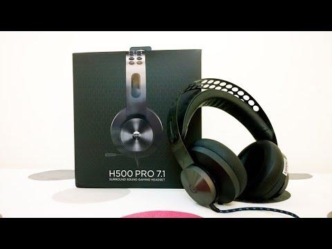 Lenovo Legion H500 Pro 7.1 Surround Sound Gaming Headset Review