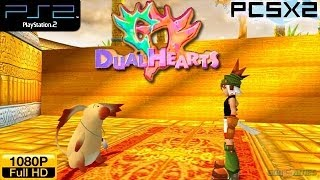Dual Hearts - PS2 Gameplay 1080p (PCSX2)