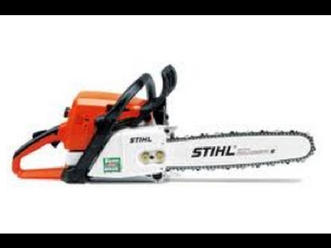 HOW TO REPAIR CHAINSAW OILER