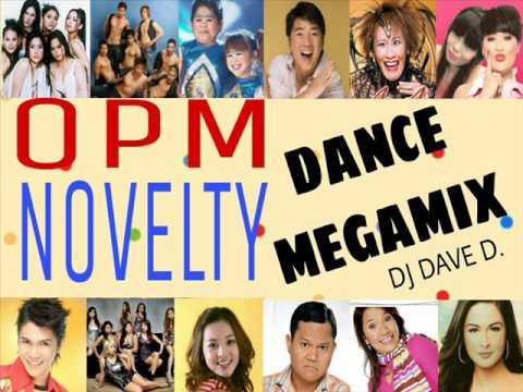 OPM NOVELTY DANCE MEGAMIX 2002-2008 (DJ DAVE D.)