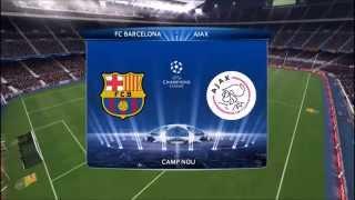 FIFA 14 | UEFA Champions League MOD (ModdingWay) Intro + Link