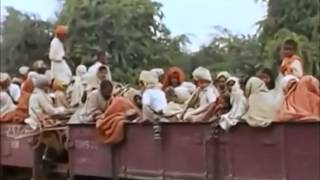 Real Video of 1947 India Pakistan Freedom & Dividation