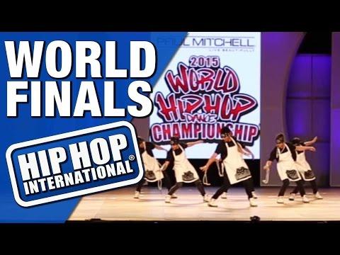 Rockstars - Philippines (Adult Division Finalist) @ HHI's 2015 World Finals