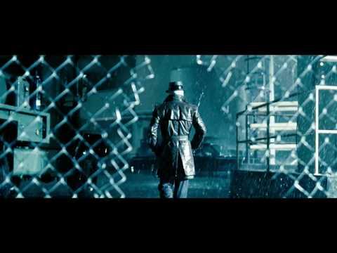 "Watchmen - ""Rorschach's Journal"" [HD]"