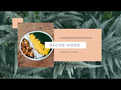 orion-cafe-·-recipe-·-superfood-·-vegan-green-smoothie-bowl-for-immunity