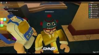 ROBLOX-I'm a murderer?!! (Assassin!)