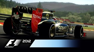 F1 2012 Champions Mode (PEGI Version)