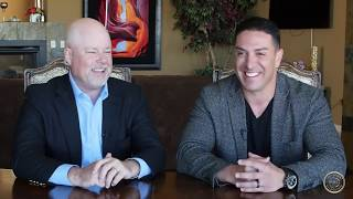 Million Dollar Interview with Eric Worre | Calvin Becerra
