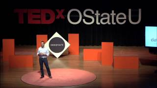 Agriculture technology: Matt Waits at TEDxOStateU