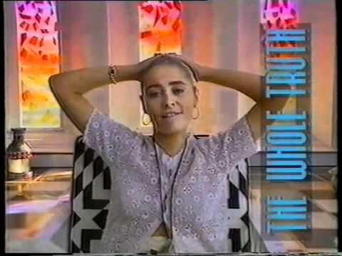 Wendy James Star Test 1989