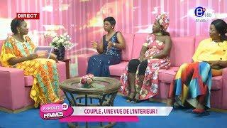 PAROLES DE FEMMES (COUPLE, UNE VUE DE L'INTÉRIEUR) DU 14 JANVIER 2020 ÉQUINOXE TV