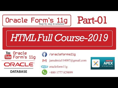 HTML Full Course - Part-1-Build a Website Tutorial 2019 thumbnail