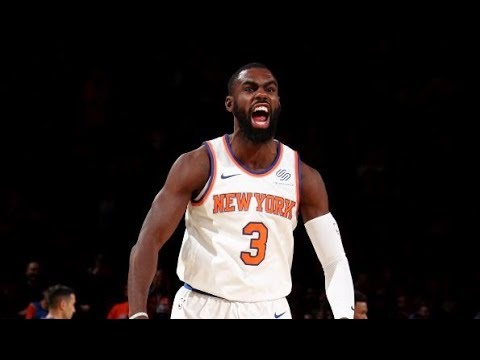 The New York Knicks Go On a 28-0 Run in the 3rd Quarter | November 22, 2017