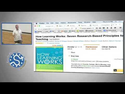 Evidence Based Teaching  What We Know and How to Use I EuroSciPy 2015 | Greg Wilson