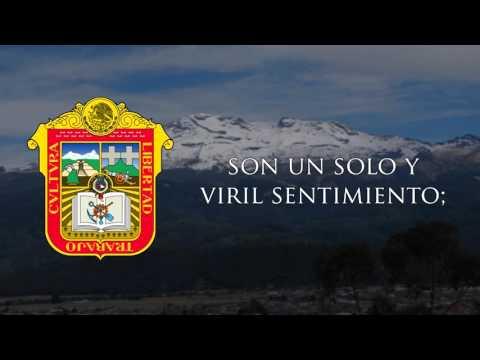 """Himno al Estado de México - """"Himno del Estado de México"""""""