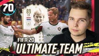 Kupiłem NOWĄ IKONĘ! - FIFA 20 Ultimate Team [#70]
