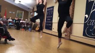Worship Dance - Amazing Grace (My Chains are Gone)