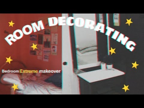 Small Bedroom Makeover DIY 🖌️🖌️