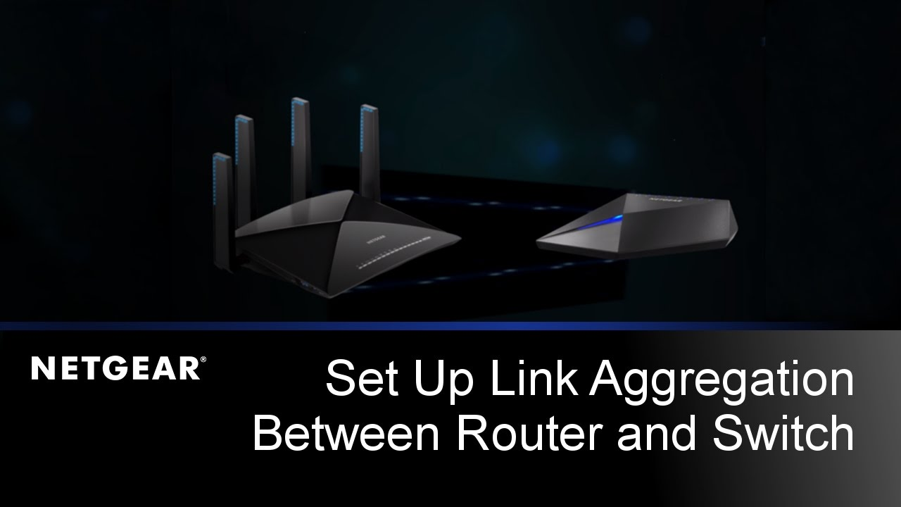 How To Setup Link Aggregation On The Nighthawk X10 Router And S8000 Switch Wiring Diagram Netgear
